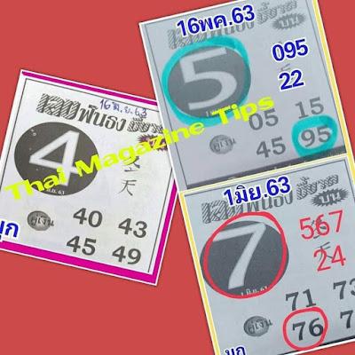 Thailand Lottery 3up Result Today Live Facebook Timeline 16 June 2020