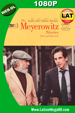 Los Meyerowitz: La Familia no se Elige (2017) Latino WEBDL HD 1080P ()