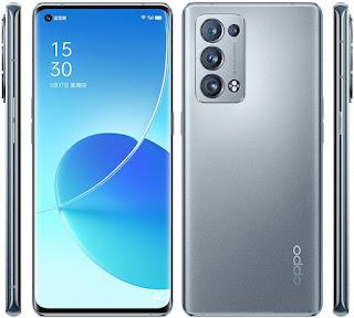 اوبو Oppo Reno 6 Pro 5G Snapdragon