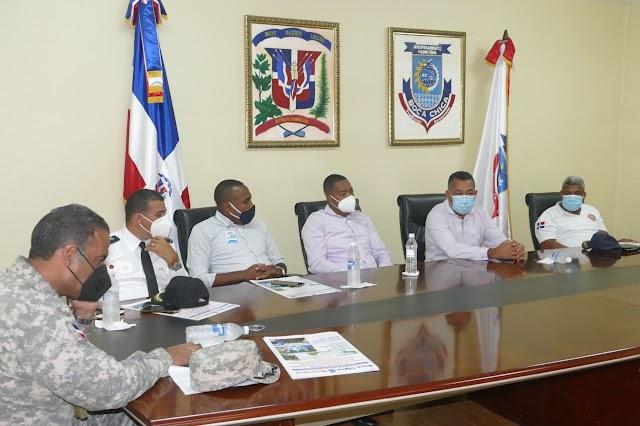 Alcaldía de Boca Chica y autoridades reforzaran las medidas de prevención contra el COVID-19