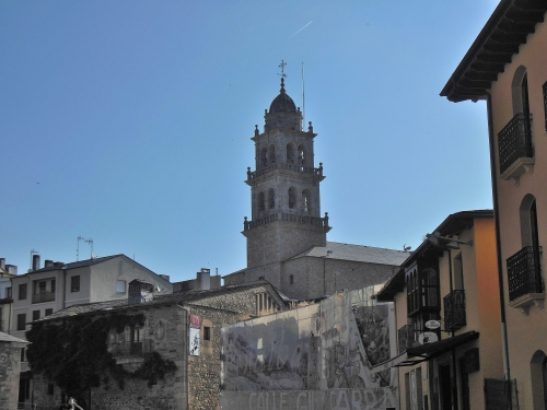 Ponferrada, Cacabelos, Templariusze, Camino, Jola Stępień