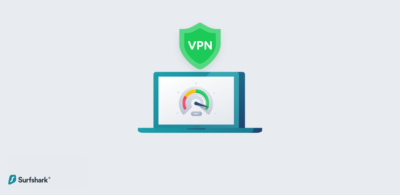Surfshark VPN speed