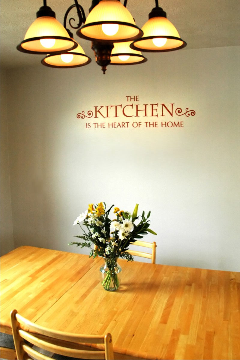 Kitchen Wall Quotes. QuotesGram