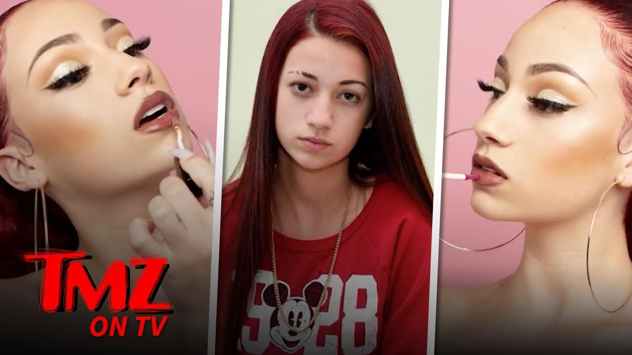 Danielle Bregoli Thinks Her Makeup Could Rival Kylie Jenner's