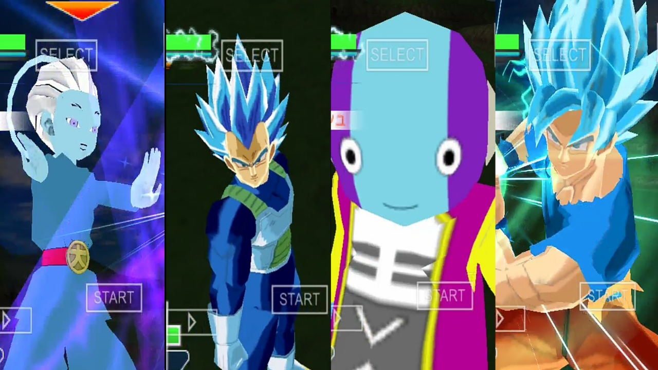 Dragon Ball Super Gods Angel