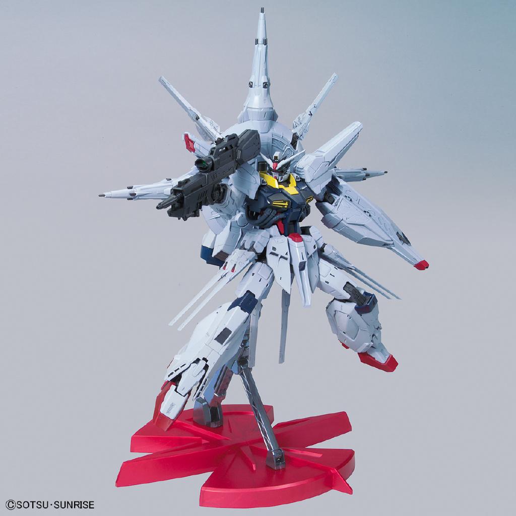 MG 1/100 ZGMF-X13A Providence Gundam [premium edition]