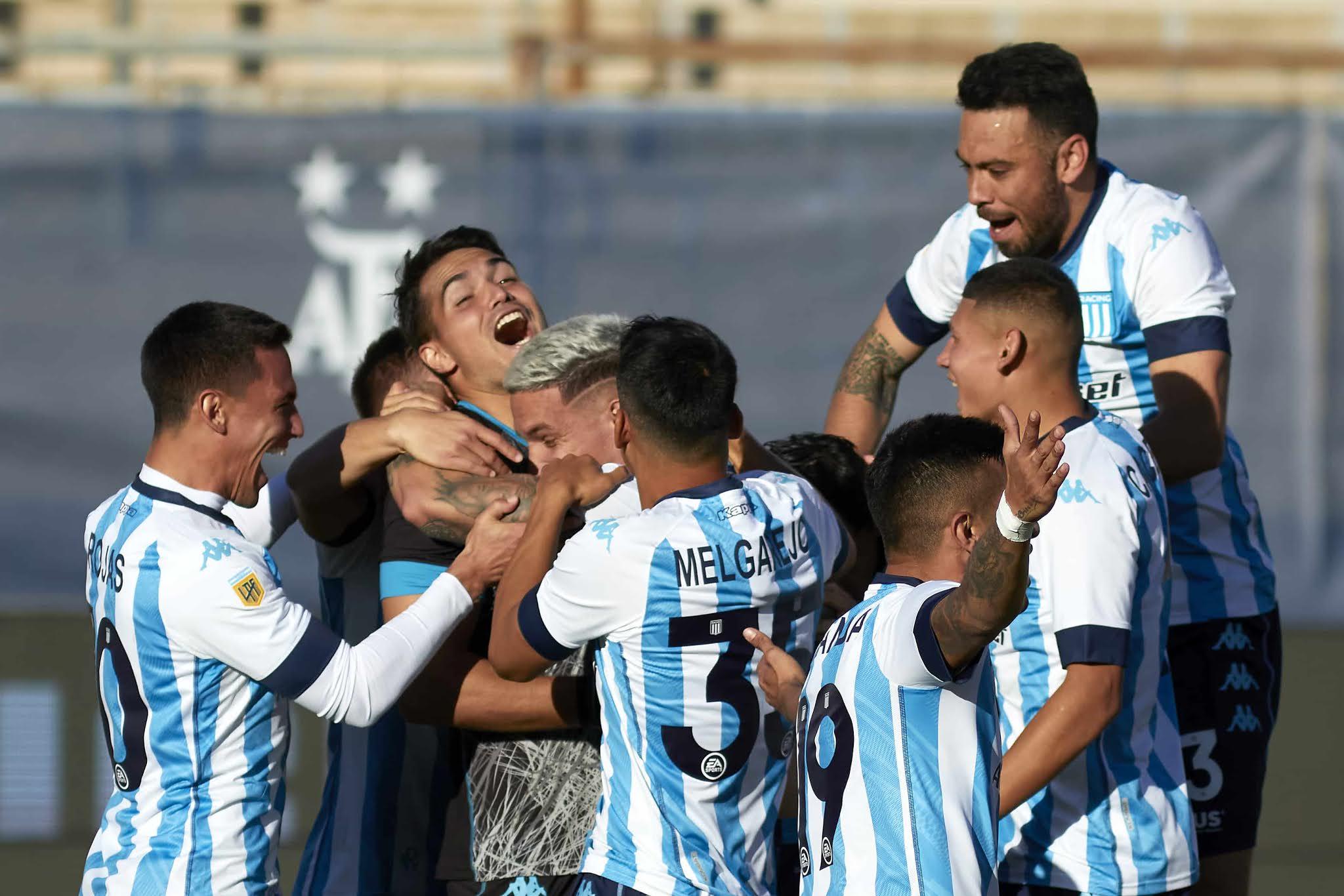Racing venció a Boca por penales y pasó a la final de la Copa Liga Profesional