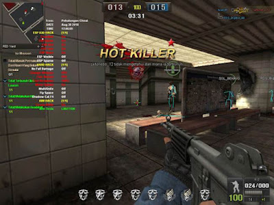 9 November 2018 - Seng 2.0 PBEVO Indo VIP Full CIT Gratis & Point Blank Philippines Quick Change, Jump, Map Bug, No Reload