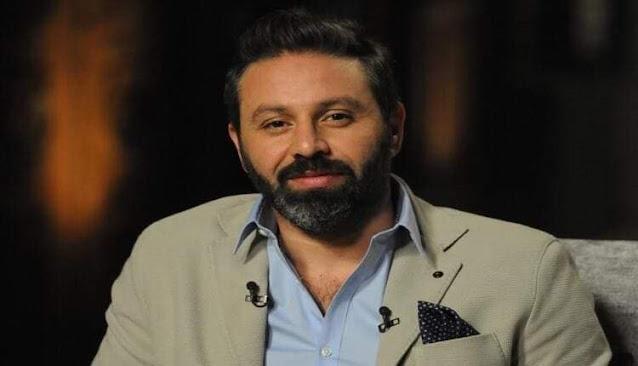 حازم إمام يعلن تعافيه من فيروس كورونا