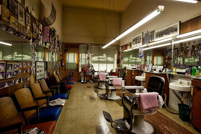 Usaha Sampingan Barbershop