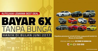 Paket Kredit Promo Toyota Surabaya