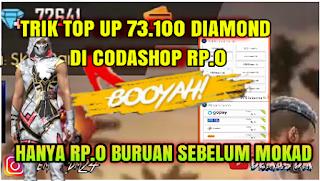 Demasdm Apk Codashop Pro