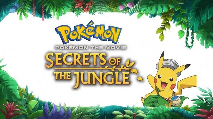 Pokémon the Movie: Secrets of the Jungle [2020] Japanese Audio with English Sub Download [BD 1080p, 720p & 480p]