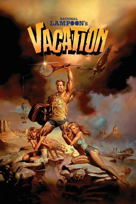 National Lampoon's Vacation [1983] [DVDR] [NTSC] [Latino]
