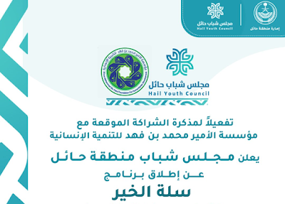 مجلس شباب منطقة حائل