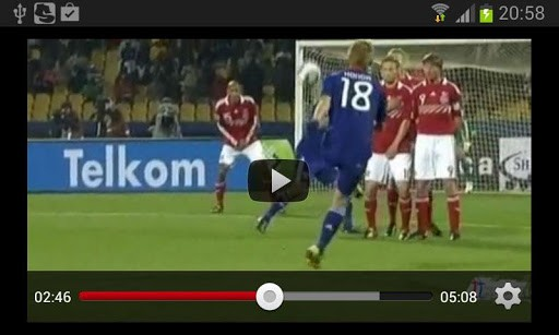 YouTube Comeca a Transmitir Futebol