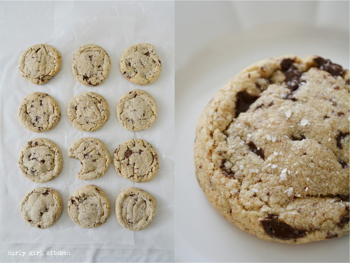 Chocolate Chip Cookies, Brown Butter Chocolate Chip Cookies, High Altitude Chocolate Chip Cookies, Chewy Chocolate Chip Cookies
