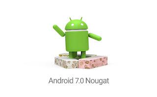 Daftar Smartphone Android yang Mendapatkan Update Nougat 7.0