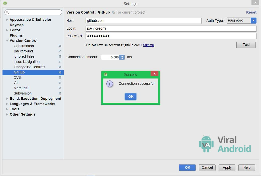 How to Share Android Studio Project on GitHub | Viral