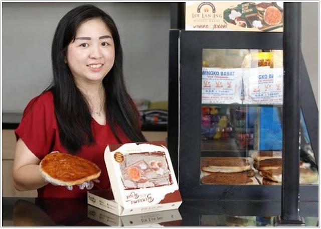 Wingko Babat Loe Lan Ing;10 Top Kuliner Lamongan;