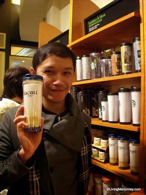 Starbucks-Macau