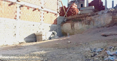 Vente de lot de terrain a chayab rasso