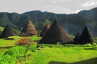 Desa wae rebo