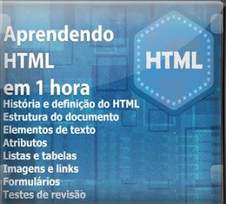 Baixar Curso Aprendendo HTML em 1 hora - Rafael Andrade