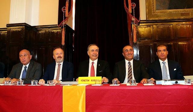 Mustafa Cengiz yönetimi