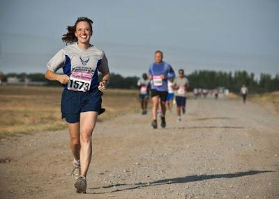 Técnicas correr Maratón