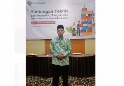 Sekjen Kementerian Agama Lantik 83 Pranata Humas Se-Indonesia