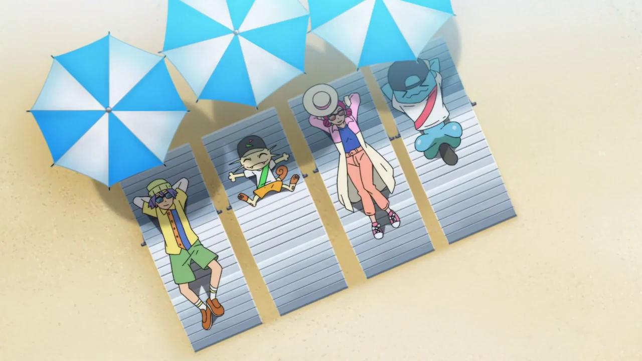 Pokémon Journeys: The Series Episode 24