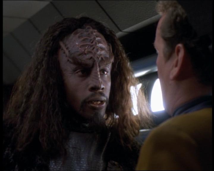 Image result for tim russ klingon