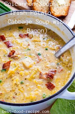 Colcannon Soup Recipe