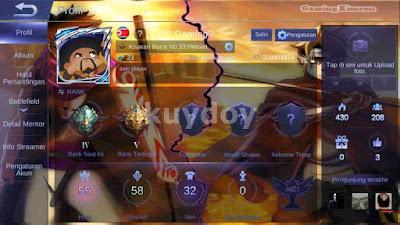 Kumpulan Script Background Mobile Legends Terbaru