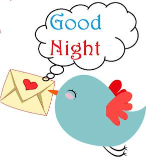 good night birds wishes