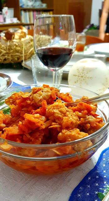 ryba po grecku,najlepszy przepis na rybę po grecku,dorsz w pomidorach, ryba w pomidorach,przepis na wigilijną rybe po grecku,z kuchni do kuchni, najlepszy blog kulinarny,