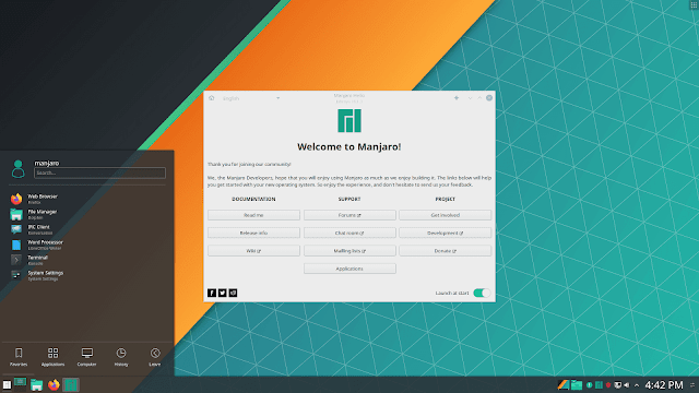 Repository Lokal Indonesia Manjaro Linux