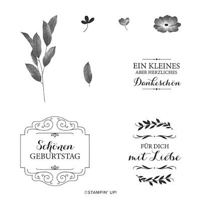 Stampin Up Mit Liebe Angehängt 152235