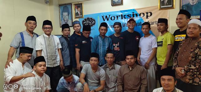 Workshop Multimedia Wahidiyah Jakarta-2