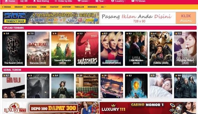 14 Situs Streaming Film Gratis Terbaru Dan Terupdate Pengganti INDOXXI 16