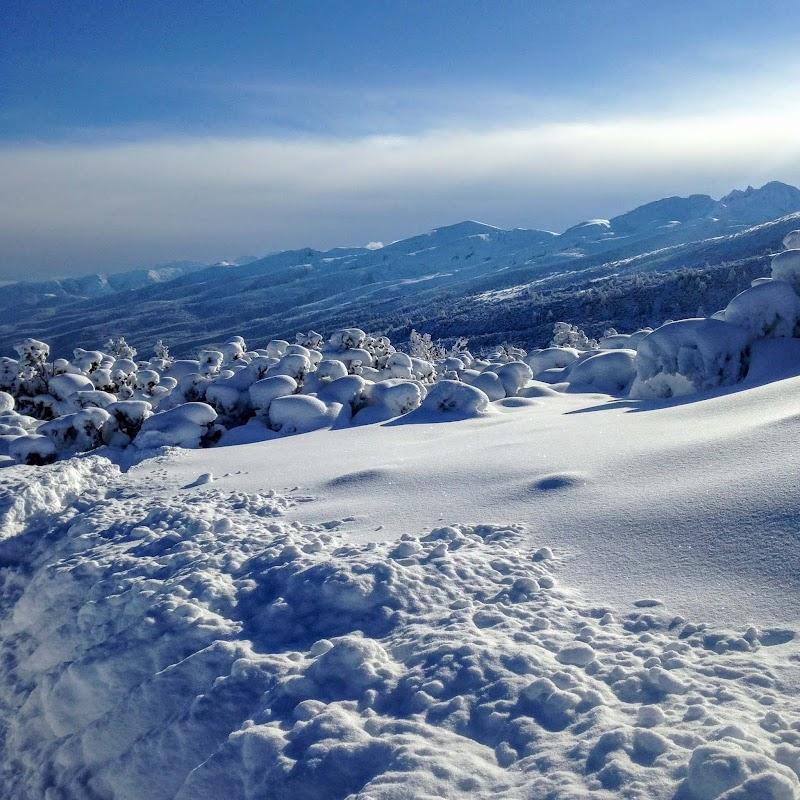 Ски и сноуборд условия в района на Рилски езера