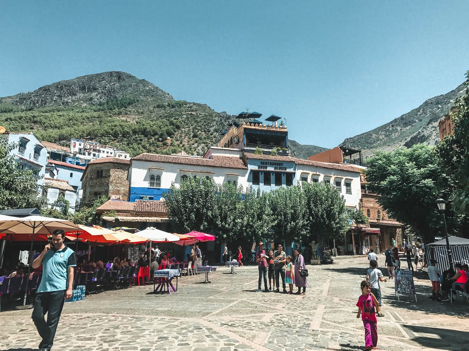 Chedchaouen Morocco