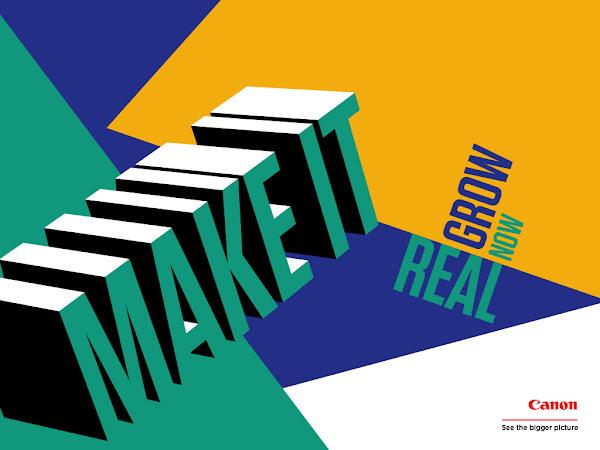 """Canon Europa convida indústria da impressão para o novíssimo evento virtual """"Make It"""" entre 8 e 17 de junho"""
