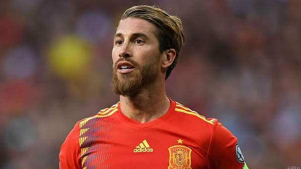 Ramos Equals Casillas' Spain Caps Record