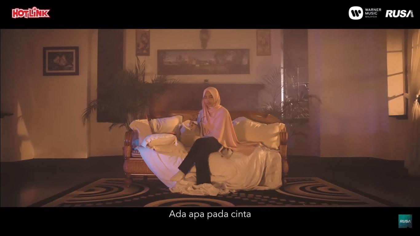 lirik lagu bicara rasa ariff bahran sarah suhairi