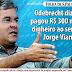 Odebrecht diz que pagou R$ 300 mil em dinheiro ao senador Jorge Viana