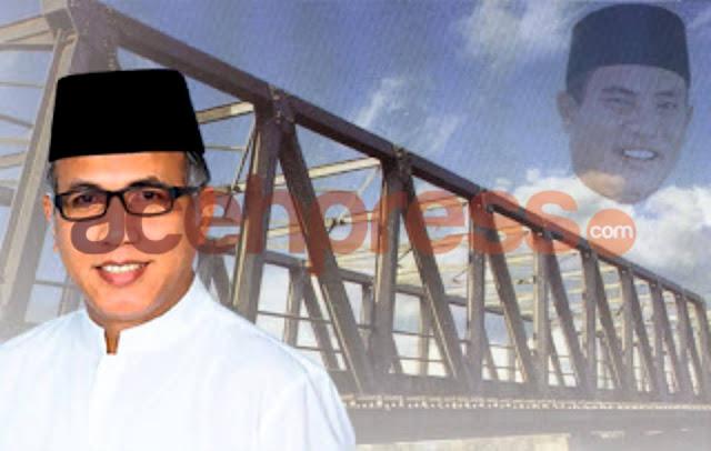 Rabu, Gubernur Aceh Bakal Resmikan Jeumbatan Impian Rakyat Abdya