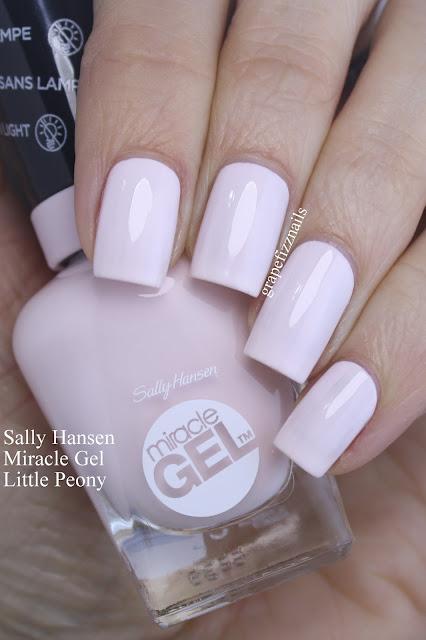 sally hansen little peony