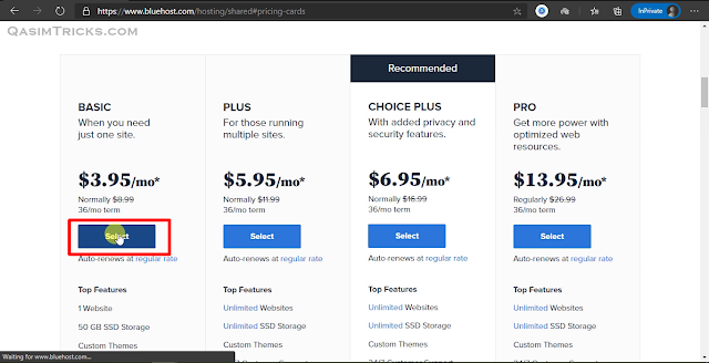 Bluehost Black Friday & Cyber Monday Sale 2020: Big 66% OFF $2.65/Mo - qasimtricks.com